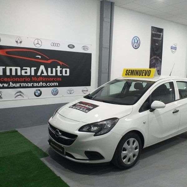 Opel Corsa seminuevo